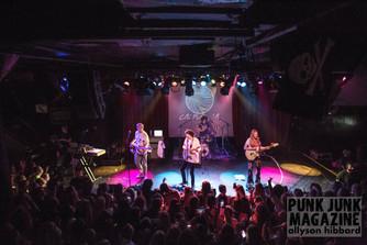 Calpurnia Rocks Paradise: Show Review