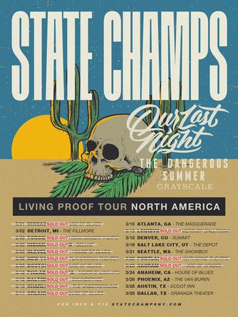 Living Proof Tour: Show Review