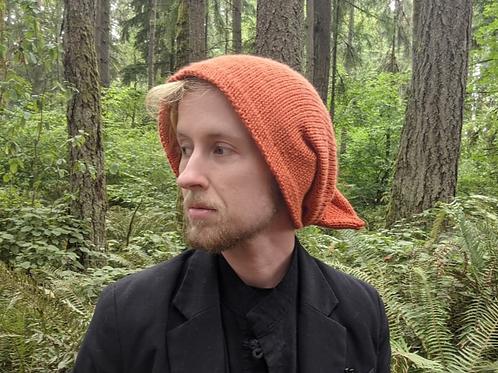 Goblin Hat - Pumpkin Orange