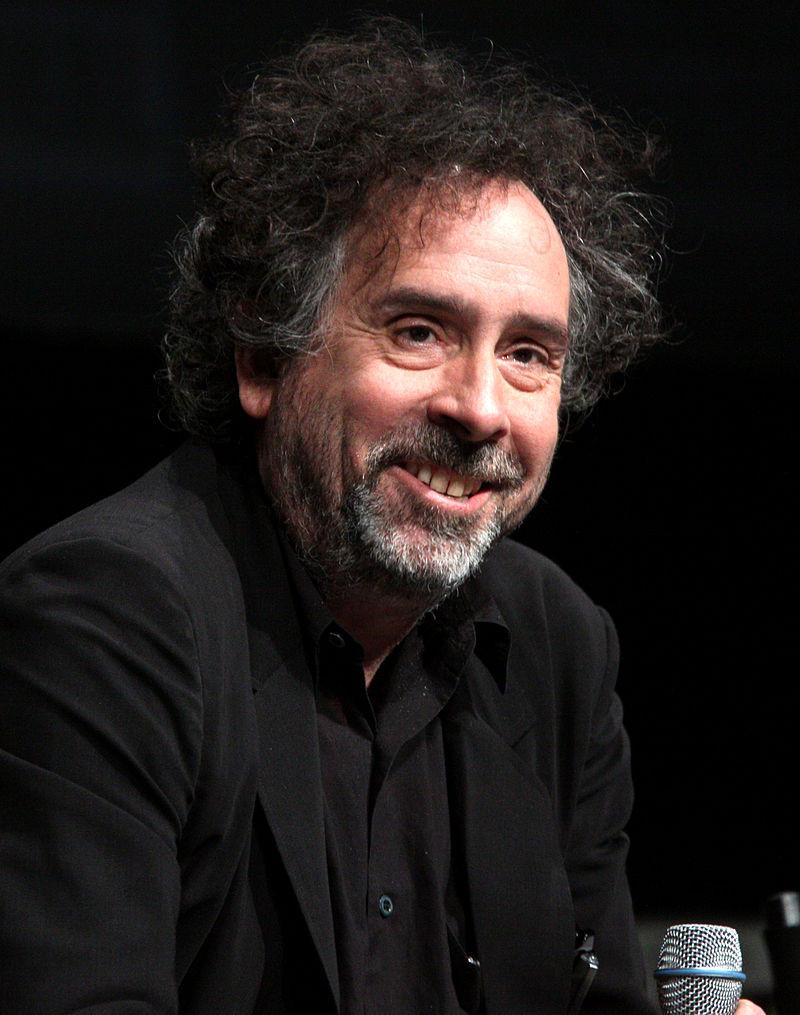 Tim Burton 2012