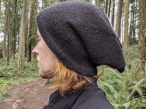 Goblin Hat - Solid Black