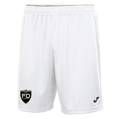 FD Away Shorts - Mandatory