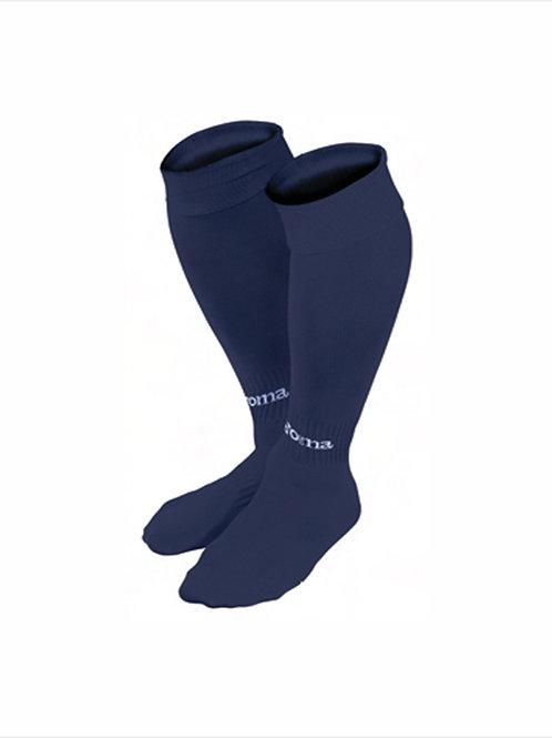 Doral West Navy socks
