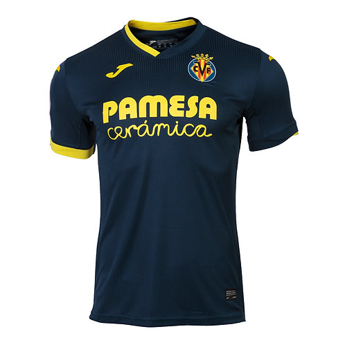Villareal FC Authentic Away Jersey