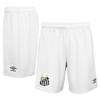 Santos FC - GAME SHORT - White