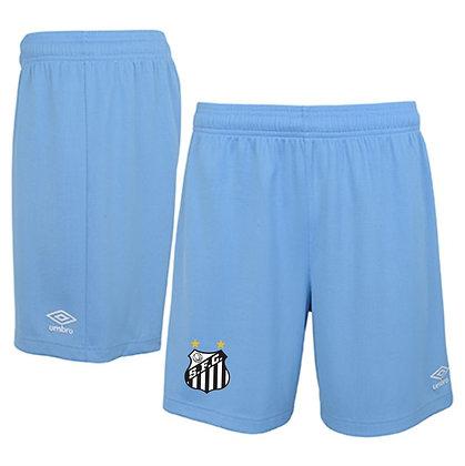Santos FC - TRAINIG SHORT - LT Blue