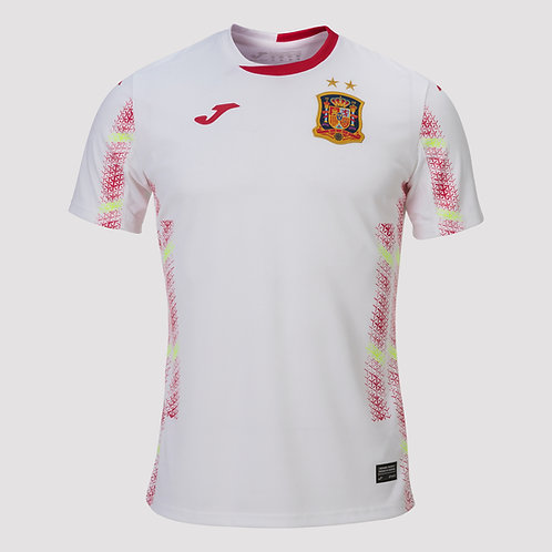 Spanish Futsal Authentic Away Jersey