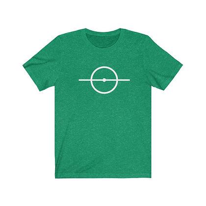 Soccer Field Tee |  Cool Soccer Tee - unisex men and woman t-shirt