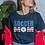 Thumbnail: Soccer Mom T-shirt   USA Soccer Tee   Unisex Soccer shirt