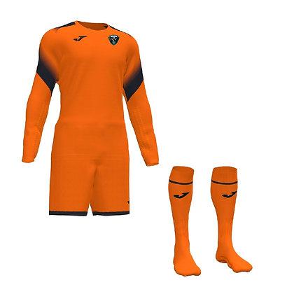 Hialeah City GK Orange Set