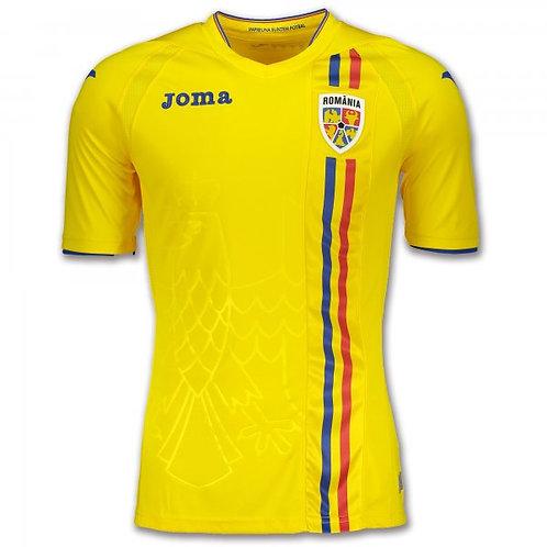 Authentic Romania Home Jersey