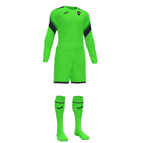 FD Goalkeeper Home Set