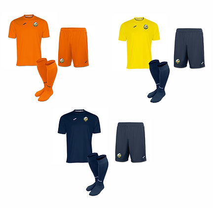 Orange Boys Kit