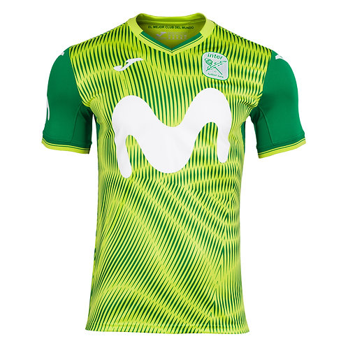 Inter Movistar Authentic Away Jersey
