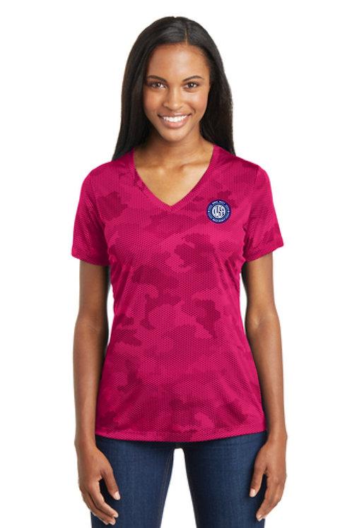 Woman Camo Shirt
