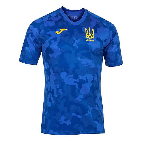 Ukraine Camouflage Blue Jersey