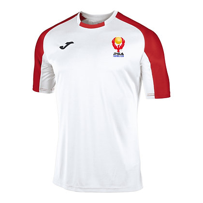 PSA White-Red Game Shirt