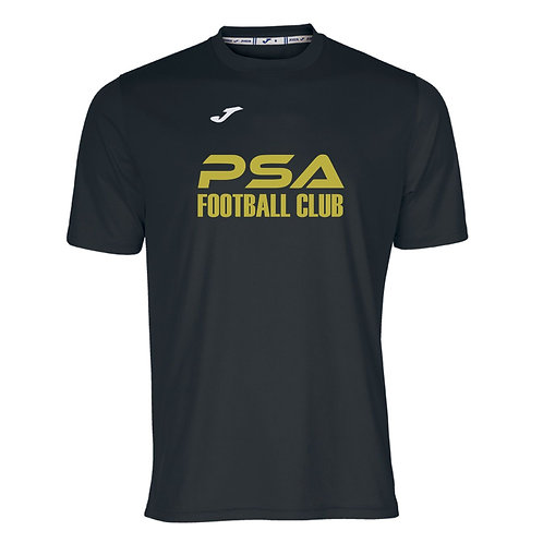 PSA Black Training Shirt
