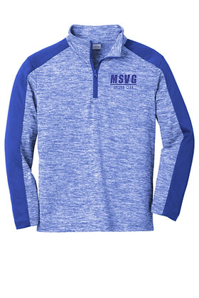 MSVG 1/4Z Zip Pullover