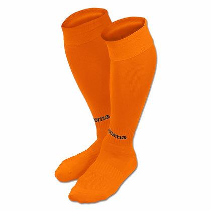 Orange Home Socks