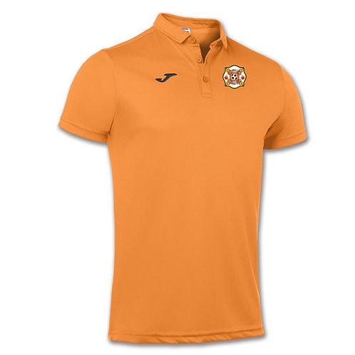 Florida Fire Orange Polo