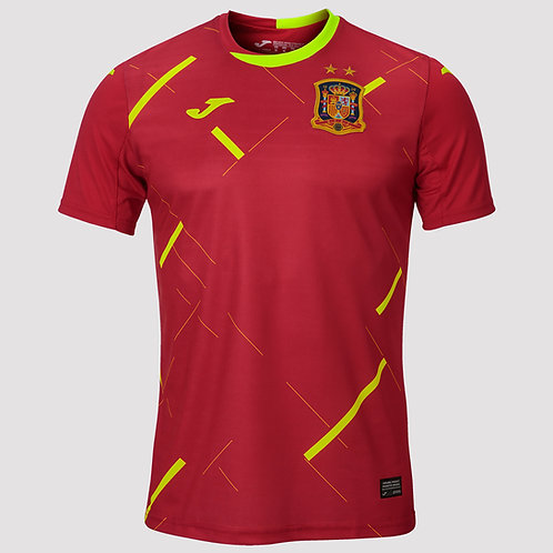 Spanish Futsal Authentic Home Jersey