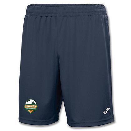 Orange Away Shorts