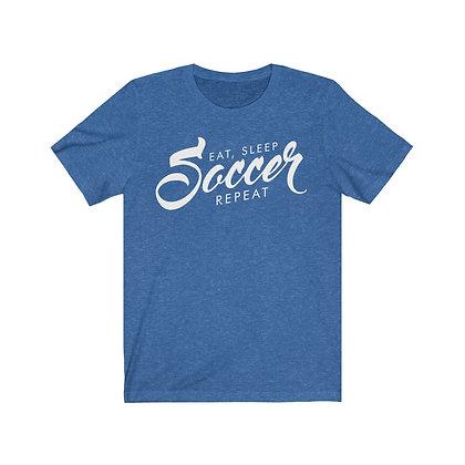 Eat, Sleep Soccer Repeat-shirt I Cool Soccer tee I Soccer Tee I Unisex t-shirt