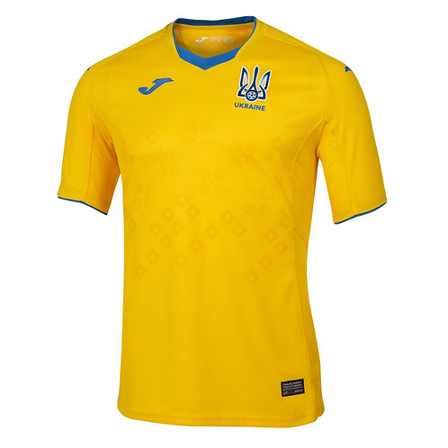 Official Ukraine Home Jersey