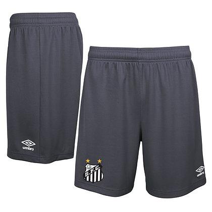 Santos FC - TRAINIG SHORT - Gray