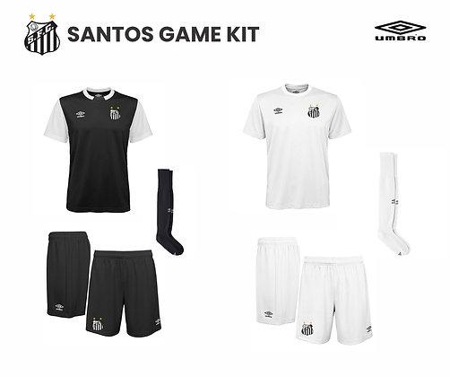 Santos FC - KIT DE JUEGO