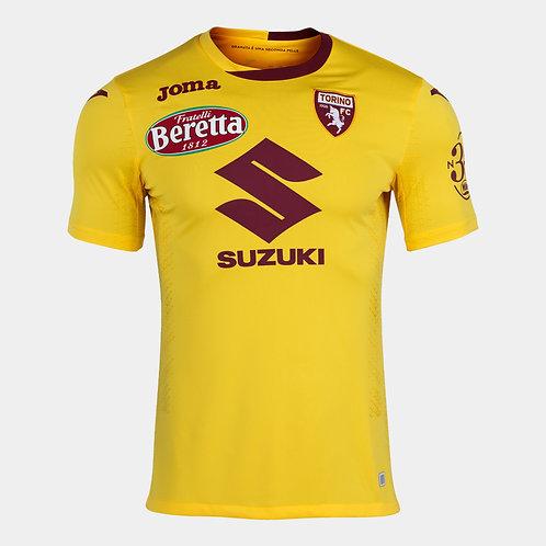 Torino Authentic Yellow Jersey