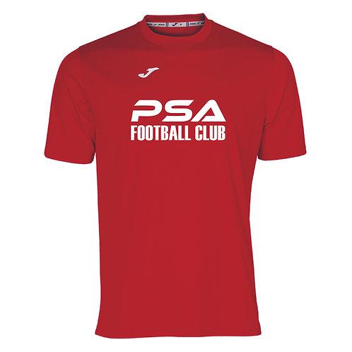 PSA Red Training Shirt