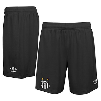 Santos FC - GAME SHORT - Black