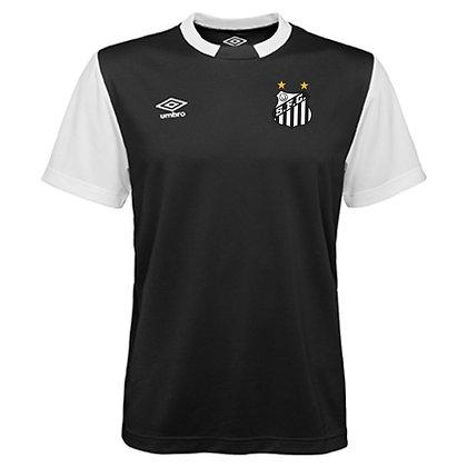 Santos FC - GAME JERSEY - Black