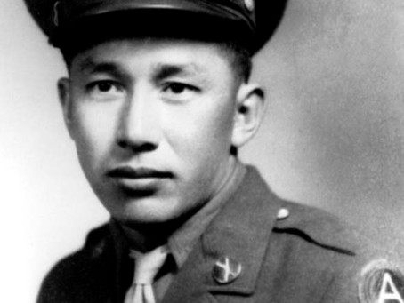 """This Day in History: Barney F. Hajiro and the rescue of the """"Lost Battalion"""""""