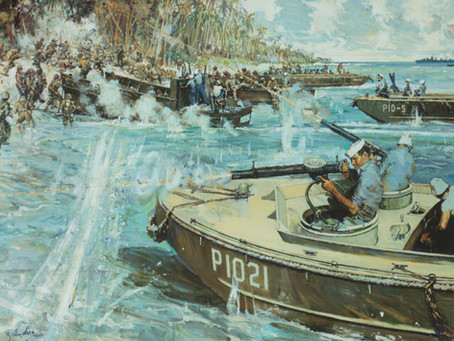 This Day in History: The only Coast Guardsman to receive the Medal of Honor