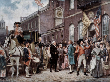 This Day in History: George Washington tries to retire