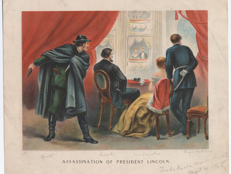 This Day in History: The assassination of Abraham Lincoln