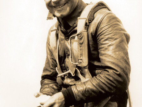 This Day in History: Jimmy Doolittle & the first blind flight