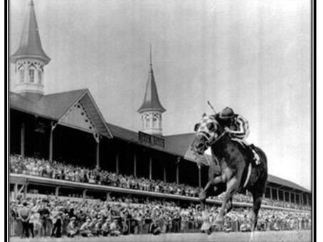 """This Day in History: The Kentucky Derby, a """"grand slice of Americana"""""""