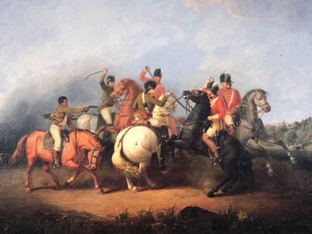 """This Day in History: Kate Barry, the """"heroine of Cowpens"""""""