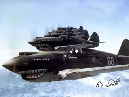 This Day in History: The Flying Tigers of World War II