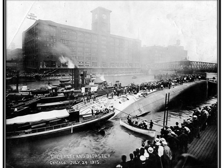 This Day in History: SS Eastland capsizes in the Chicago River