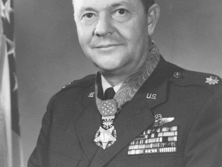 This Day in History: Joe M. Jackson & his Medal of Honor in Vietnam