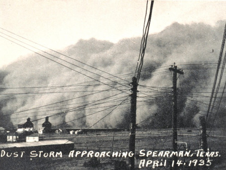 This Day in History: The Dust Bowl & Black Sunday