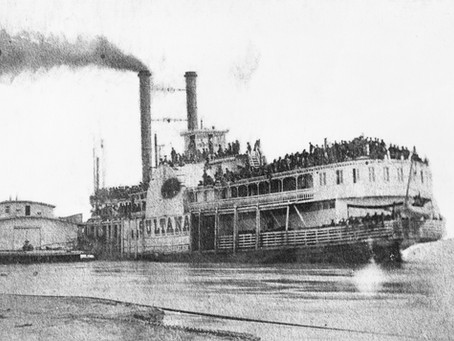 This Day in History: The Sultana, a Titanic-sized disaster, barely noticed