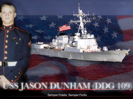 This Day in History: Jason Dunham, first Marine to receive a Medal in Iraq