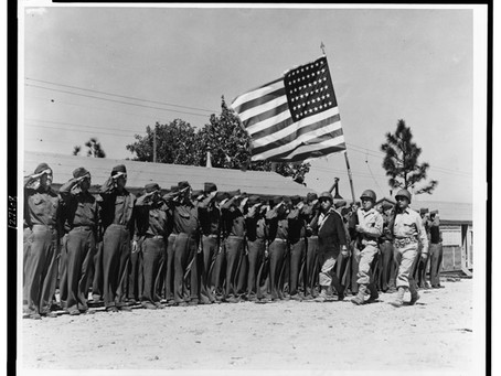 This Day in History: The Purple Heart Battalion of World War II