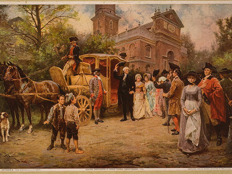 This Day in History: George Washington accepts the call to serve as President